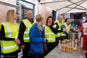Rotaryclub Gorinchem, sanatarunn 2015